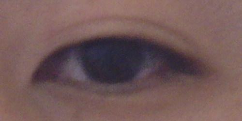 二重まぶた,目,大きく